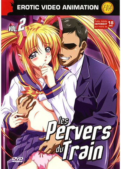 Les Pervers du train - Vol. 2 - DVD