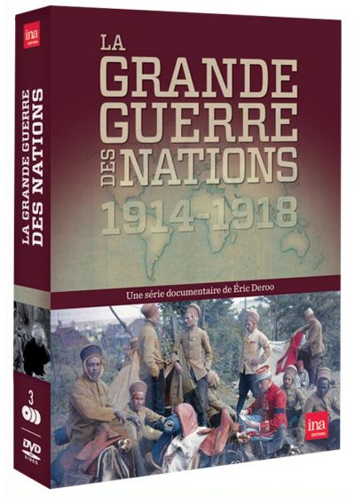 La Grande guerre des nations : 1914-1918 - DVD