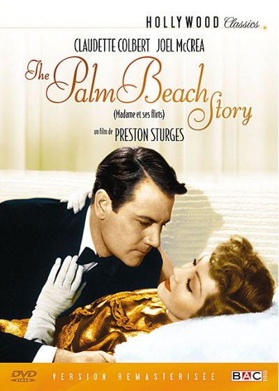 The Palm Beach Story (Édition remasterisée) - DVD