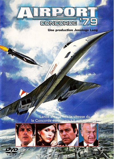 Airport '80 : Concorde - DVD