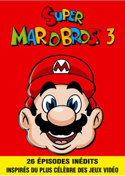 Super Mario Bros. 3 - DVD