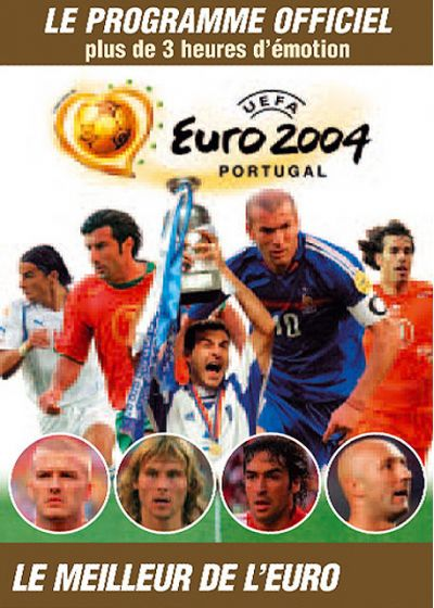 Euro 2004 Portugal - Le programme officiel - DVD