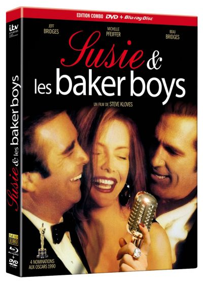 Susie et les Baker Boys (Combo Blu-ray + DVD) - Blu-ray