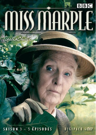 Miss Marple - Saison 3 - DVD