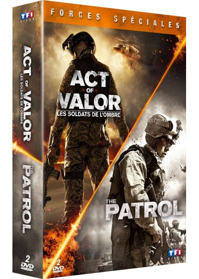 Forces spéciales : The Patrol + Act of Valor (Pack) - DVD