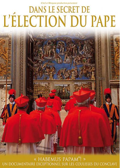 Dans le secret de l'élection du Pape - DVD