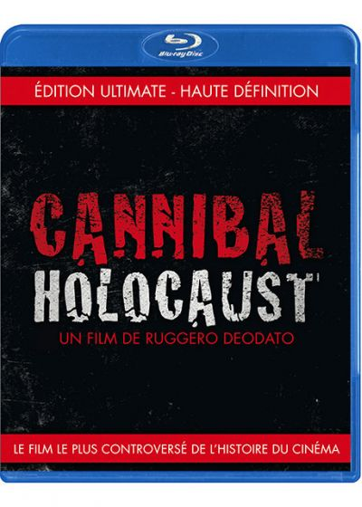 Cannibal Holocaust (Ultimate Edition) - Blu-ray