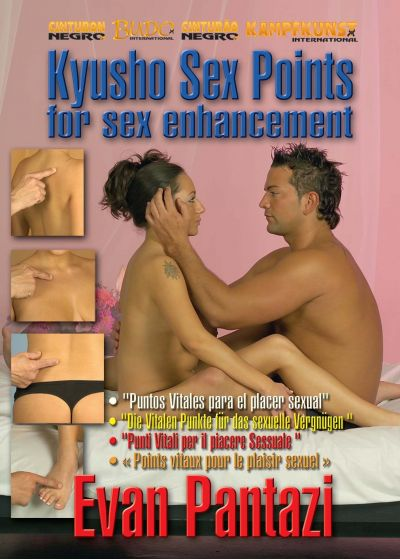 Kyusho Sex Points for Sex Enhancement - DVD