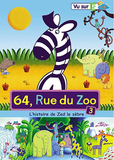 64, rue du Zoo - Vol. 3 - DVD