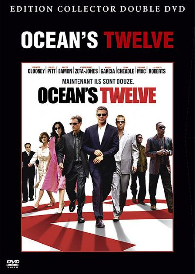 Ocean's Twelve (Édition Collector) - DVD
