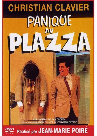Panique au Plazza - DVD