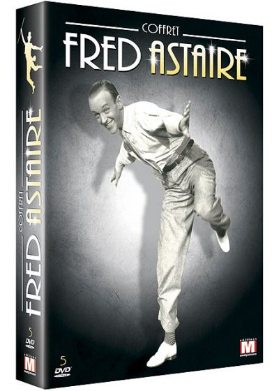 Fred Astaire - Coffret 5 DVD (Pack) - DVD