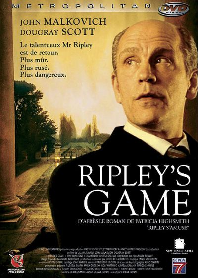Ripley's Game - DVD