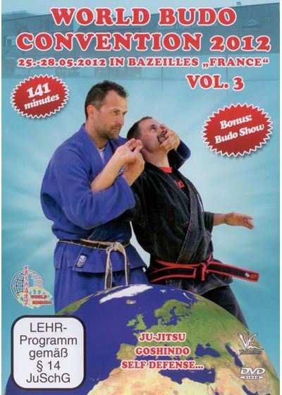 World Budo Convention 2012 - Vol. 3 - DVD