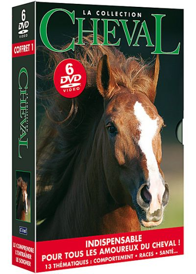 La Collection cheval - Coffret 1 - DVD