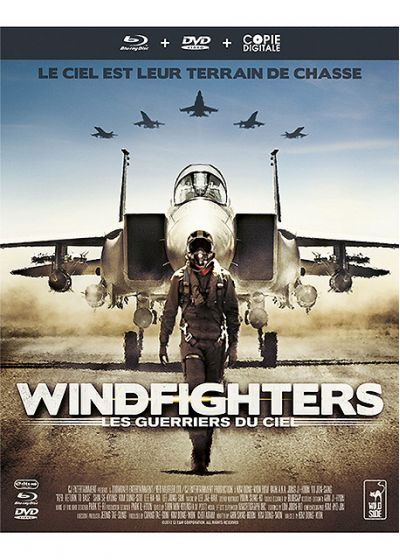 Windfighters (Combo Blu-ray + DVD) - Blu-ray