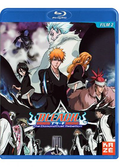 Bleach - Le Film 2 : The Diamond Dust Rebellion - Blu-ray