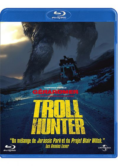 Troll Hunter - Blu-ray