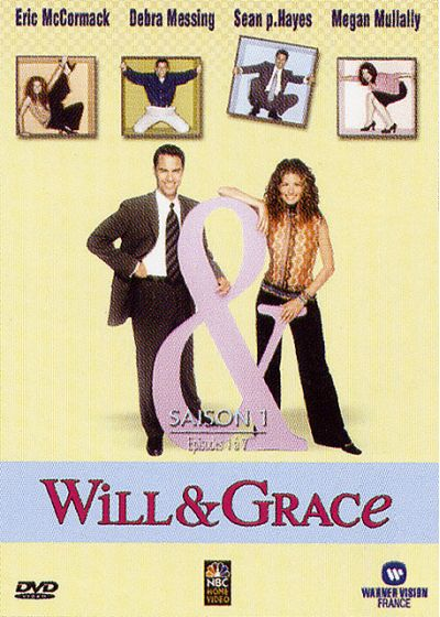 Will & Grace - Saison 1 - Vol. 1 - DVD
