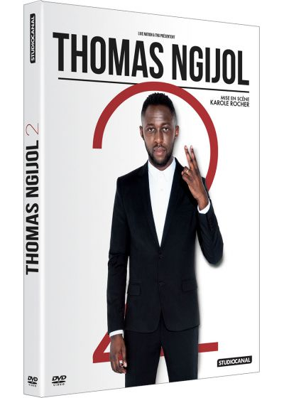 Thomas Ngijol - 2 - DVD