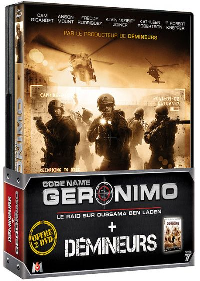 Code Name : Geronimo + Démineurs (Pack) - DVD