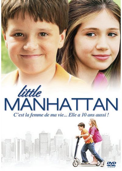 Little Manhattan - DVD