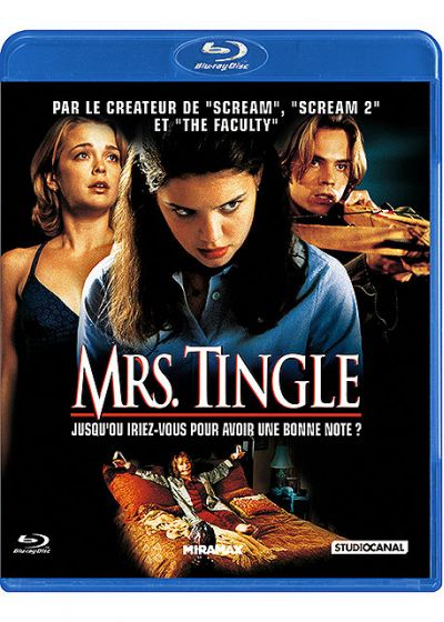 Mrs. Tingle - Blu-ray