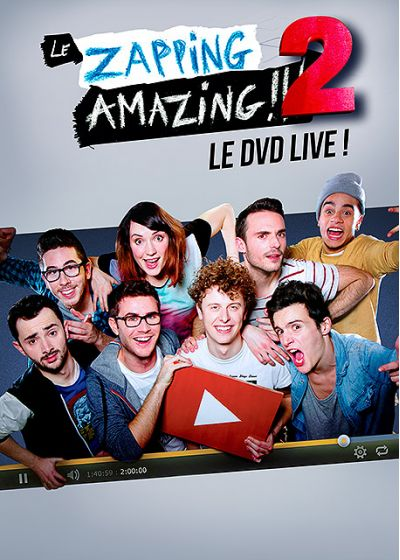 Le Zapping Amazing 2 - DVD