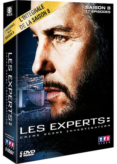 Les Experts - Saison 8 - DVD