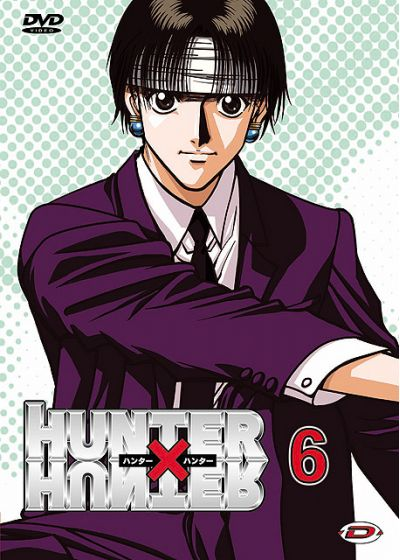 Hunter X Hunter - OAV - DVD
