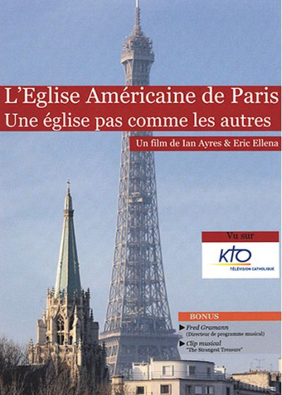 L'Eglise américaine de Paris - DVD