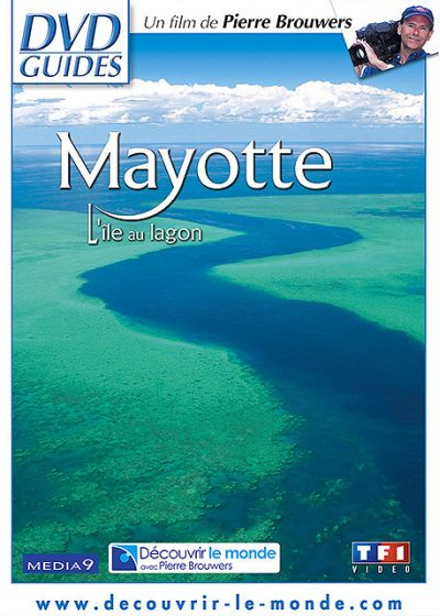 Mayotte - L'île au lagon - DVD