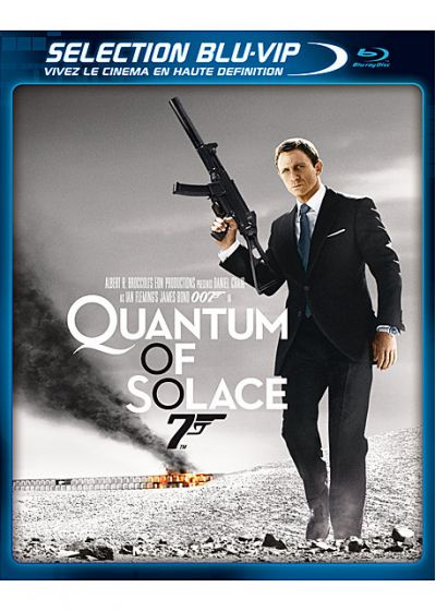 Quantum of Solace (Combo Blu-ray + DVD) - Blu-ray
