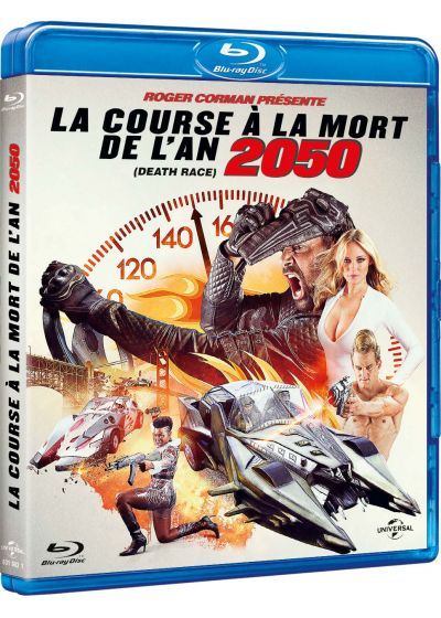 dvdfr la course la mort de l 39 an 2050 death race blu ray. Black Bedroom Furniture Sets. Home Design Ideas