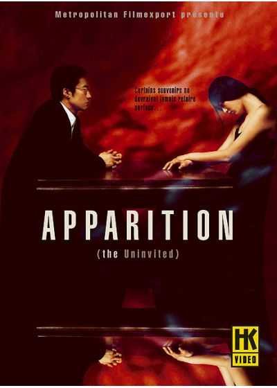 Apparition - The Uninvited - DVD