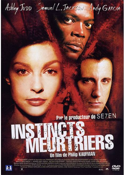 Instincts meurtriers - DVD