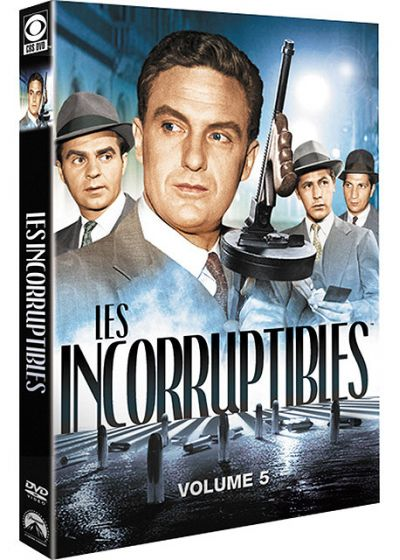 Les Incorruptibles - Volume 5 - DVD