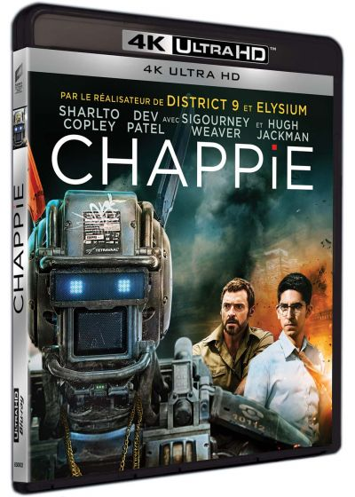 Chappie (4K Ultra HD) - Blu-ray 4K
