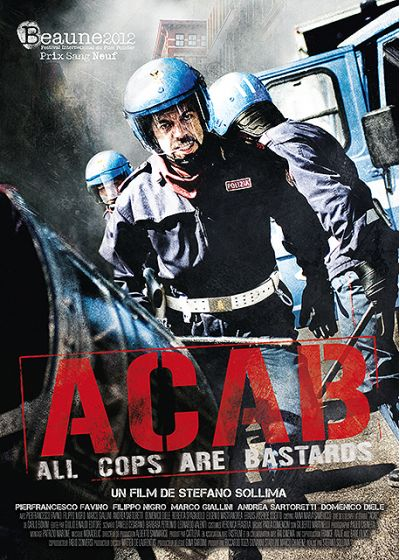 ACAB : All Cops Are Bastards - DVD
