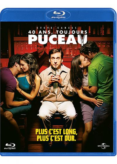 40 ans, toujours puceau - Blu-ray