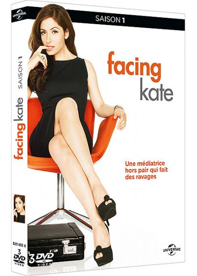 Facing Kate - Saison 1 - DVD