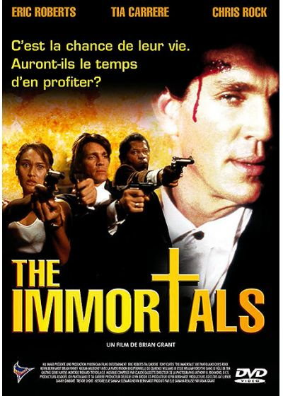 The Immortals - DVD
