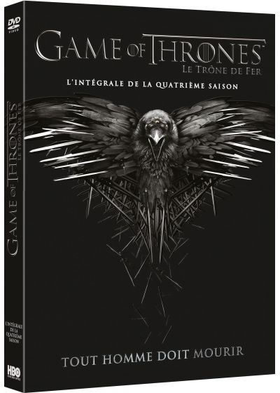 Game of Thrones (Le Trône de Fer) - Saison 4 - DVD