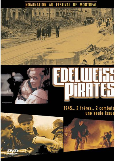 Edelweiss Pirates - DVD