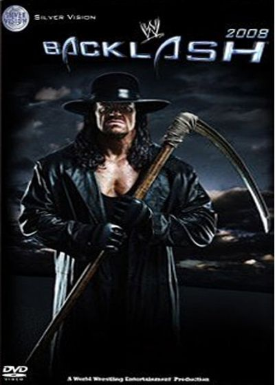 Backlash 2008 - DVD