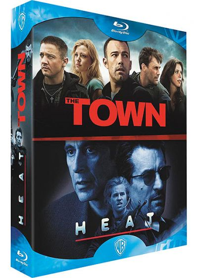 The Town + Heat (Pack) - Blu-ray
