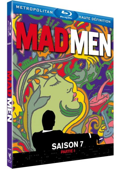 Mad Men - Saison 7, Partie 1 - Blu-ray