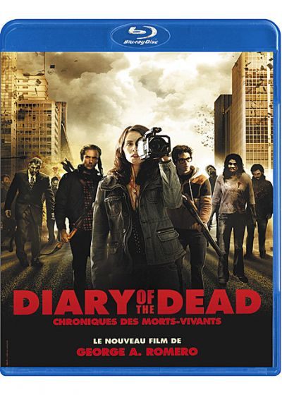 Diary of the Dead - Chronique des morts-vivants - Blu-ray