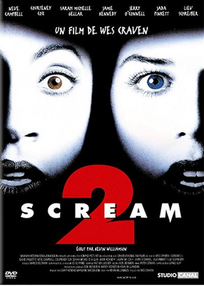Scream 2 - DVD