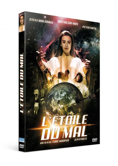 Lifeforce (L'étoile du mal) - DVD